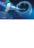 2018 Interim Results cover