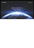 Smiths Group plc Annual General Meeting 2019